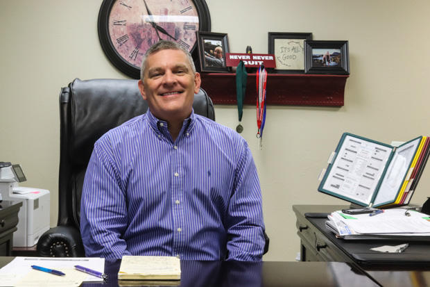 Robert Romines is the Superintendent of Moore Public Schools. He says many administrators are very involved with classroom instruction on a day-to-day basis.