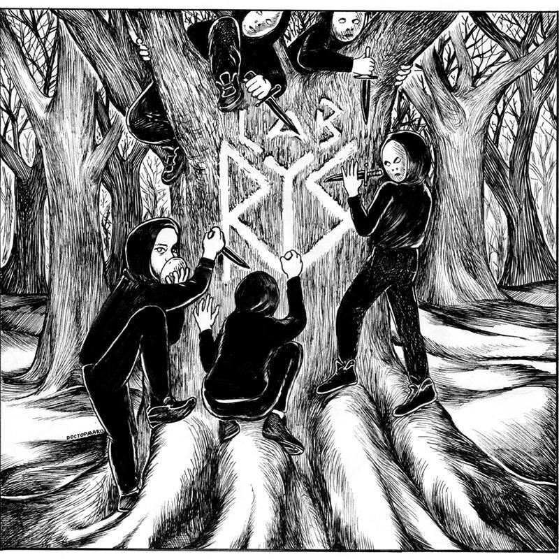 Labrys - Labrys EP