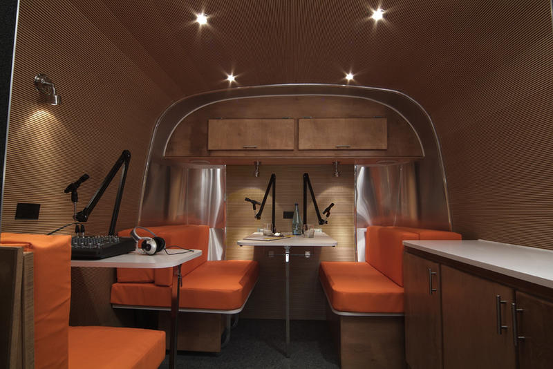 StoryCorps' MobileBooth, an Airstream trailer outfitted with a recording studio, will be in Oklahoma City from February 8 to March 9 of 2018.