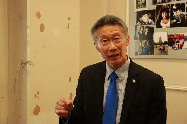 State Sen. Ervin Yen supports nitrogen hypoxia as an execution method.