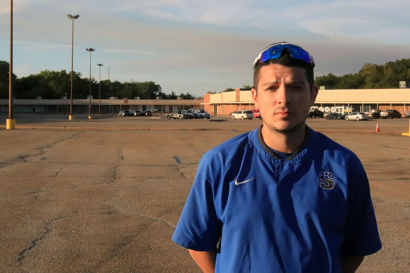 Alberto Morejon is an 8th-grade teacher in Stillwater Public Schools.