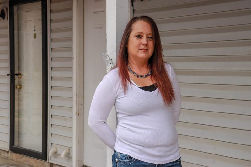 Tracy Smallwood is grateful for the life she's worked to build after leaving prison.