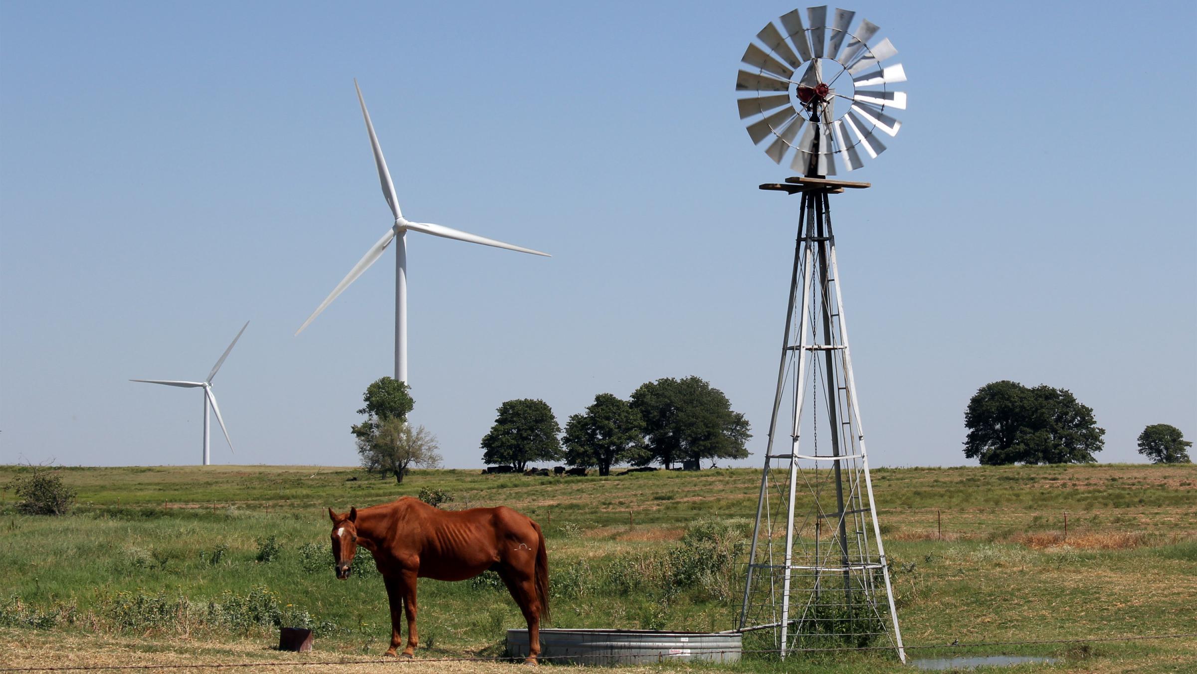Possible Wind Energy Regulation ing to Oklahoma
