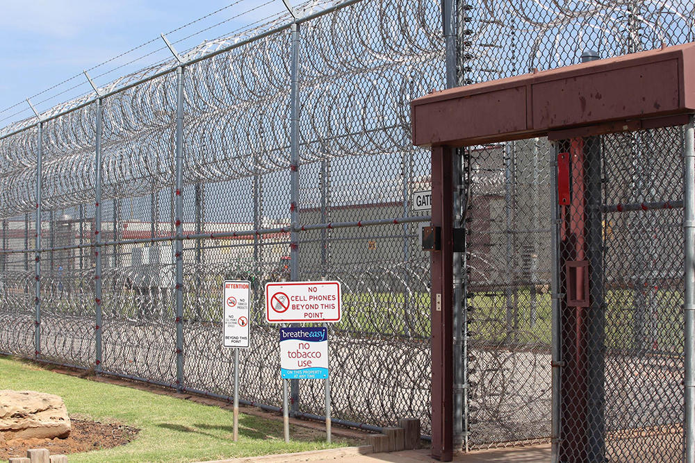 Fearing Potential Budget Cuts Oklahoma Department Of Corrections