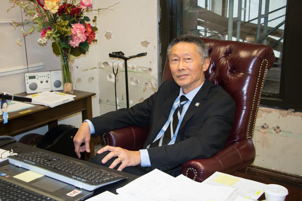 Ervin Yen, R Oklahoma City, Is Chair Of The Senate Health And Human  Services Committee And A Cardiac Anesthesiologist.