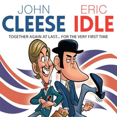 Cleese Idle
