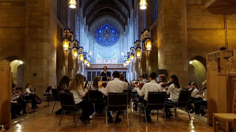 Spokane Youth Symphony 2018 Kids' Concert