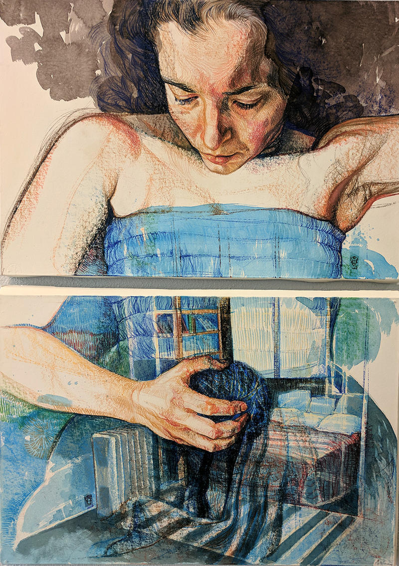 """Making Room"" by Alexandra Iosub"