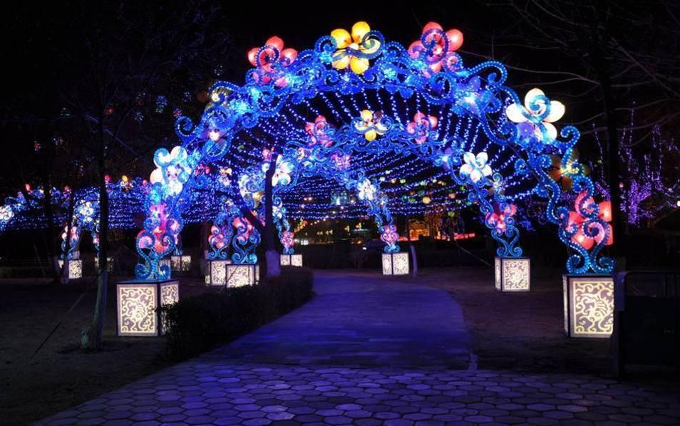 one of the new displays is the spokane public radio dreamy gallery credit spokane chinese lantern festival