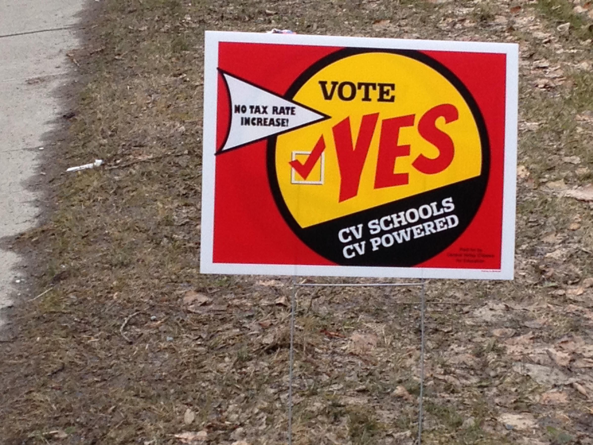 Mead voters agree to pay for new middle school, football stadium