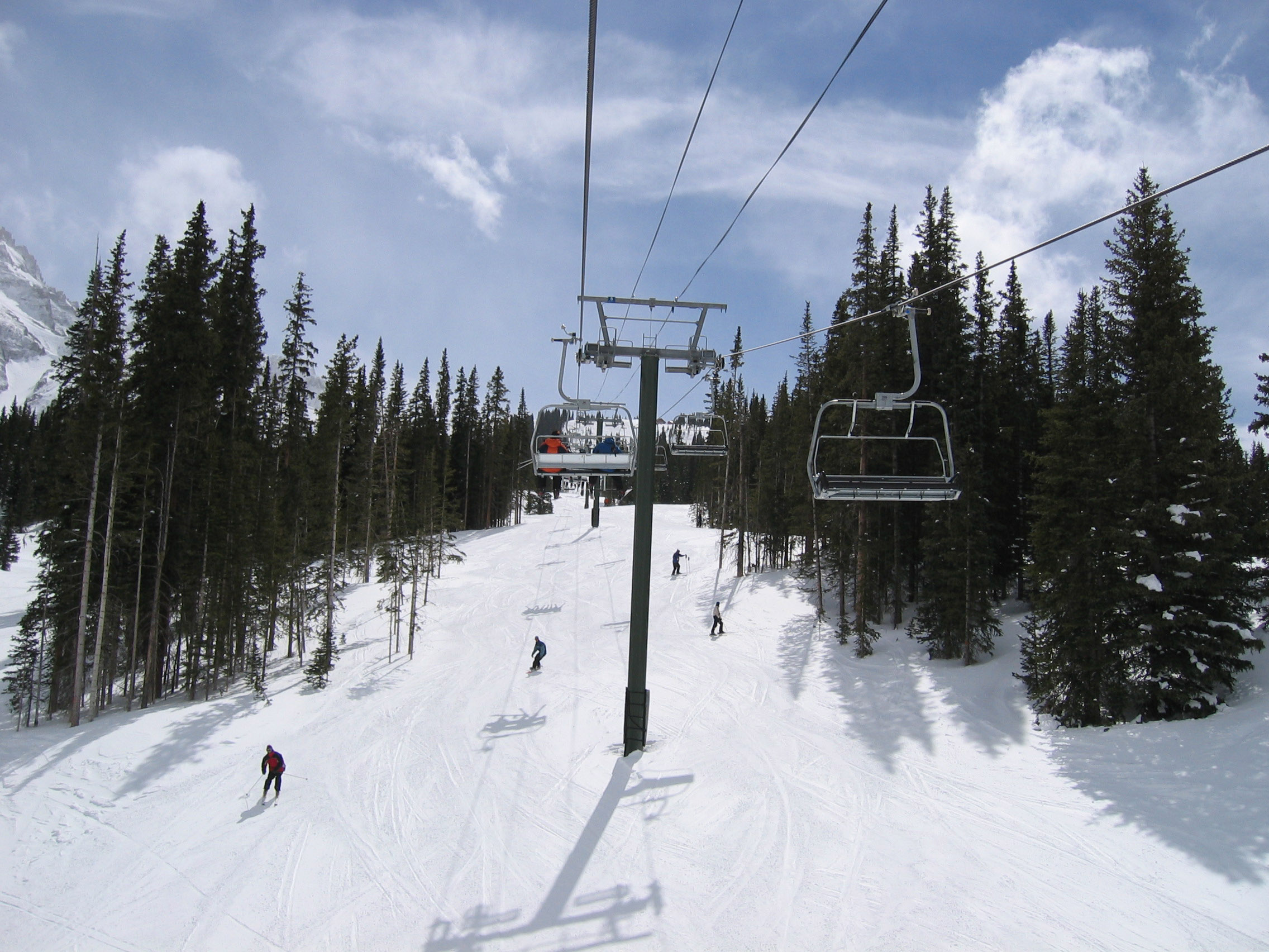 Beautiful Chair Lift For Three Colony Homes Gets The OK | KPCW