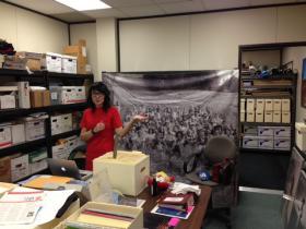 Inside the Sundance Institute archival offices
