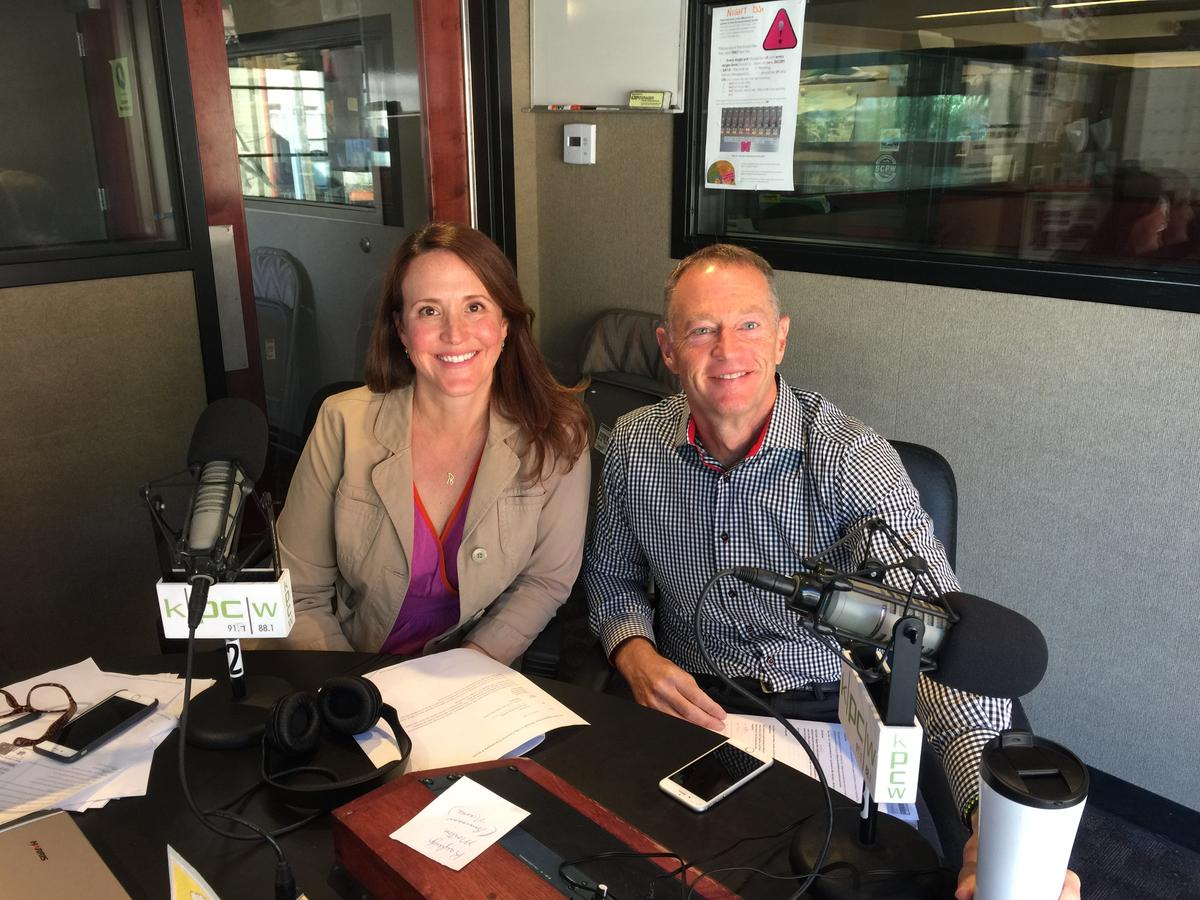 On Mountain Money Today Renai And Doug Visit With Ryan Starks From Wasatch Capps In The Second Segment Bryn Carey From Ski Butlers Drops By To Talk About
