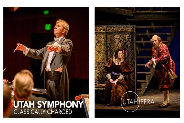Utah Symphony | Utah Opera