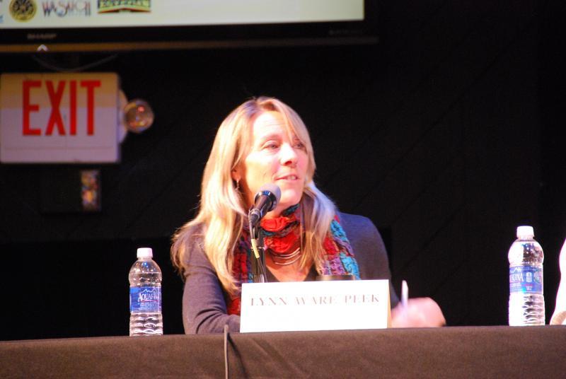 Lynn Ware Peek from KPCW