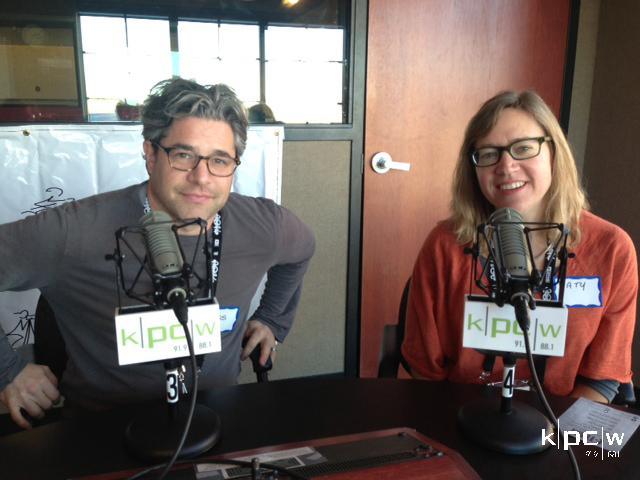 Ross Kauffman and Katy Chevigny, Directors, E-Team