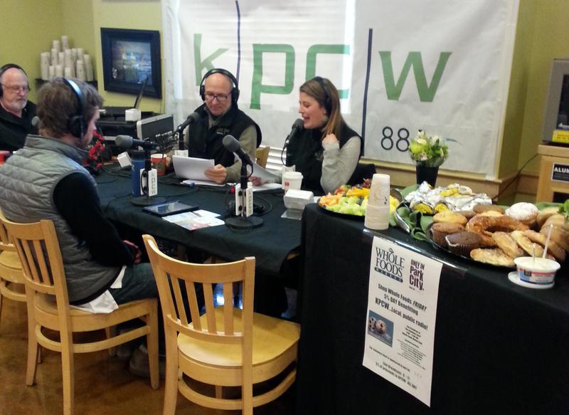 Today's hosts Chris Cherniak and Nell Larson