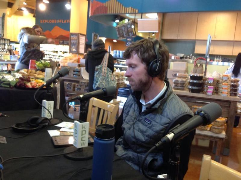 Travis Harkness of Whole Foods