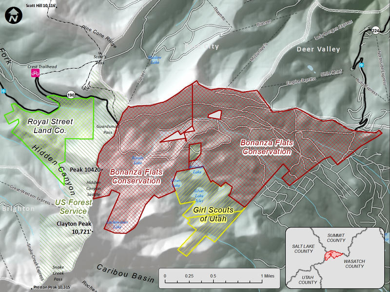 Park City begins the seven month process of developing the conservation easement for Bonanza Flat.