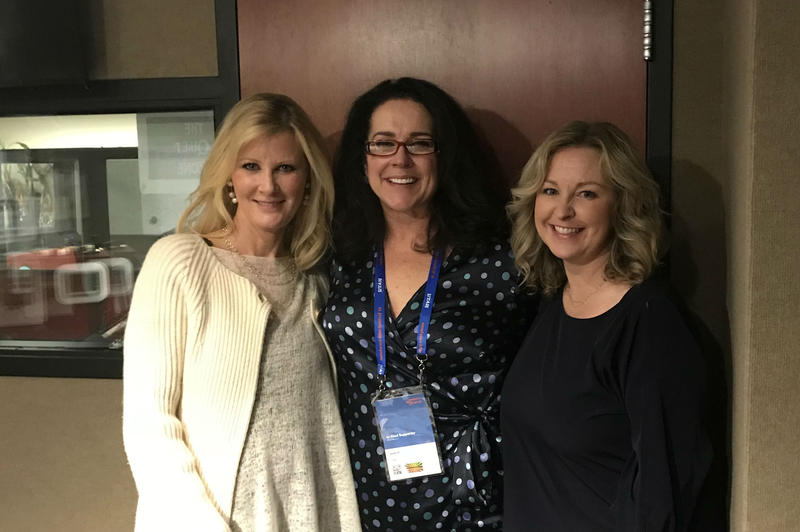 Sisters Sandra Lee and Kimber Lee talk about their documentary with KPCW's Melissa Allison.