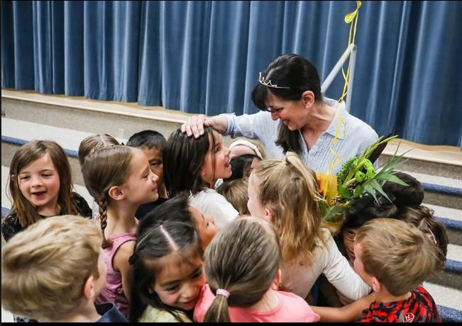 Lana Youngberg Parleys Park Elementary