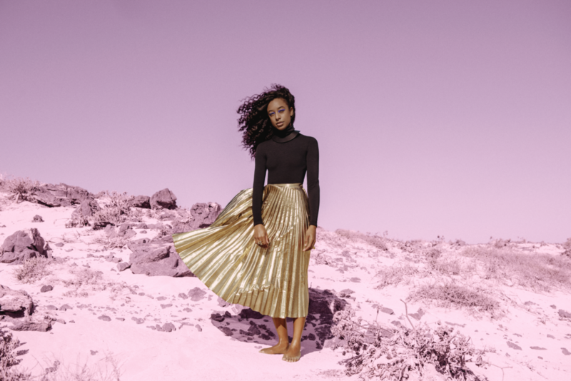 Corinne Bailey Rae plays at City Park this Friday