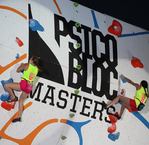 Psicobloc Masters 2018 will feature 32 climbers vying for the top spot