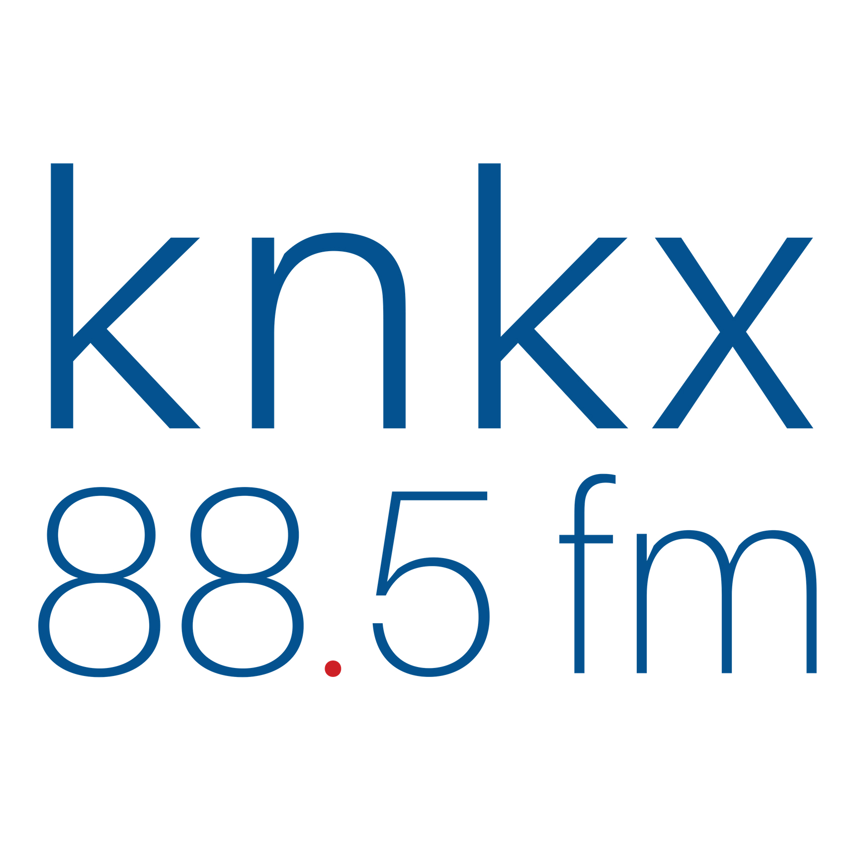 KNKX - Your Connection To Jazz, Blues And NPR News logo