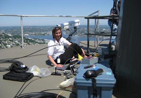 Space Needle Monitors