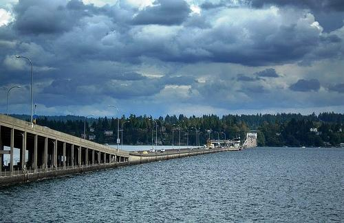 The 520 Floating Bridge (aka Evergreen Point Floating Bridge) may have tolling by April 2011.