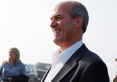 Rick Larsen will return as 2nd Disrict Congressman, following his narrow victory over Republican challenger John Koster.
