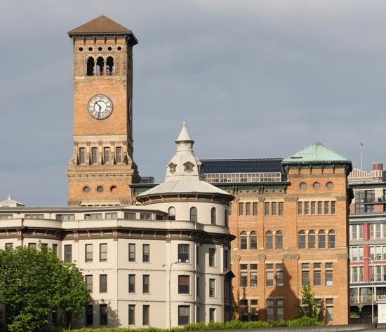 Tacoma's Old City Hall (with the iconic clock tower) is 117 years old. Can it survive financial woes and a recent water pipe break that flooded parts of the structure?  Some city officials are deeply worried the city could lose a landmark.