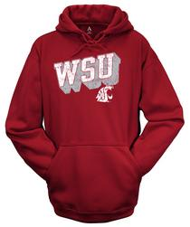 WSU mens sweatshirt by Alta Gracia