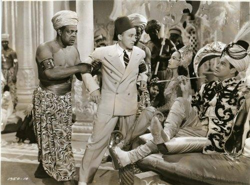 "Bing and Bob Hope in ""Road to Morocco,"" which the festival is showing this year."