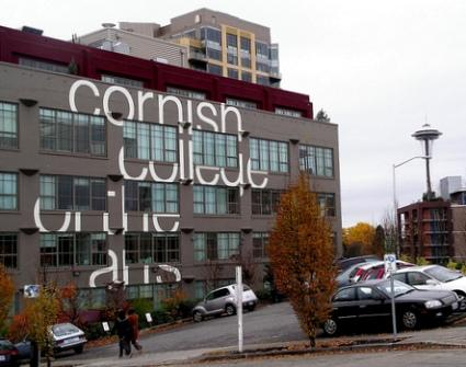 Cornish College was founded in Seattle a century ago on Capitol Hill.  Recently the school has expanded its campus to the Denny Triangle/South Lake Union area and constructed its first dorm.