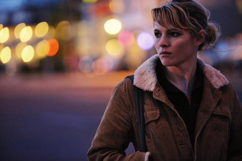 "Amy Seimetz as Francine in ""The Off Hours"" by Seattle writer/producer Megan Griffiths.  The film is one of four shot in Seattle that will screen at the 2011 Sundance Film Festival."