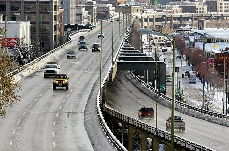 Seattle's Alaskan Way Viaduct, Plans for a replacement tunnel continue to draw concerns over potential cost-overruns.