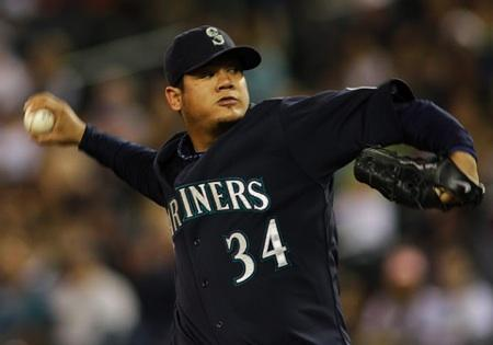 Felix Hernandez won the 2010 American League Cy Young Award, despite having the fewest wins  There are rumors the Yankees may want to trade for him.  Art Thiel says if the Yankees make a serious offer, the Mariners should listen.