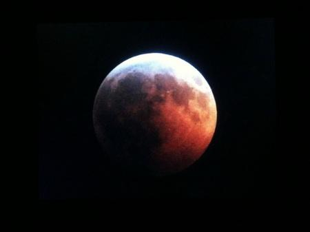 This shot of the eclipse was taken by Chad Coleman, a reporter on the Eastside for PNWLocalNews.