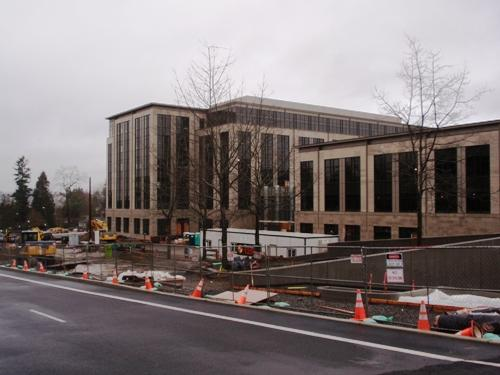 Steep rents at Washington's new data center complex are causing some sticker shock in Olympia