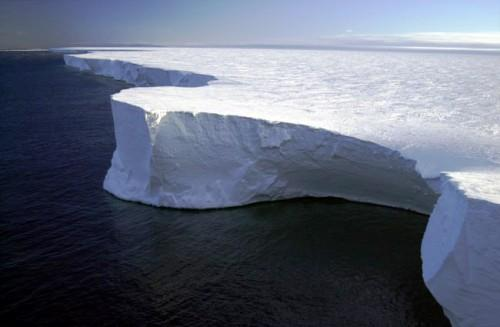 Iceberg B-15A was 76 miles long and 17 miles wide