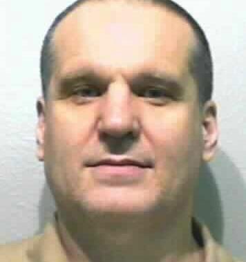 Inmate Byron E. Scherf