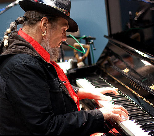Mac 'Dr. John' Rebennack has been at the heart of New Orleans funk and R&B since the 1950's so when he paid a visit to the KPLU/Jazz24 studio for a solo piano/vocal performance, we were sure we'd get a good dose of The Crescent City. We certainly did.