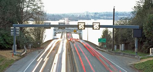 A new smart phone app is being piloted by the state to reduce SR 520 congestion and pollution.