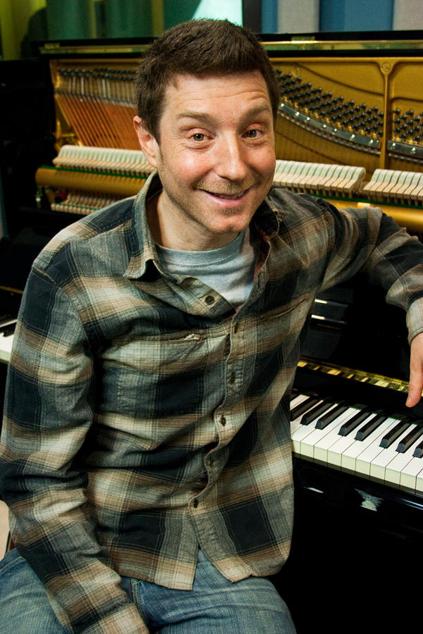 Benny Green joined us in the KPLU Seattle studios on February 15, 2011 for an amazing performance & interview, hosted by Abe Beeson.