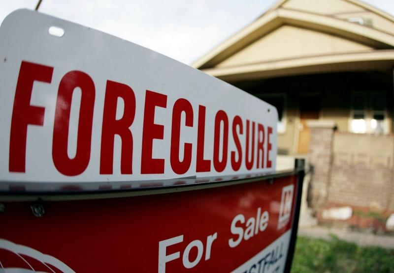 The rate of foreclosures in Washington State and the Seattle area have soared in January, according to RealtyTrac.