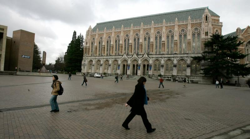 University of Washington's president says fewer in-state students will be accepted if lawmakers cut higher education budgets further than the governor's 2011-2013 budget proposal.