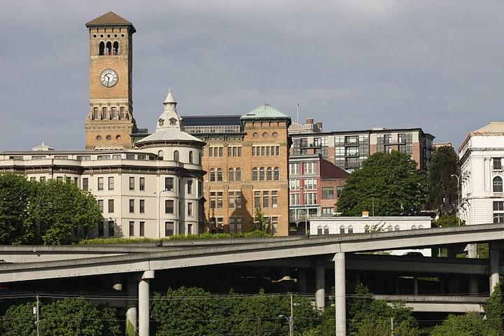 A national survey lists Tacoma as America's most romantic city.