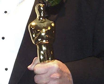 Oscar, himself.