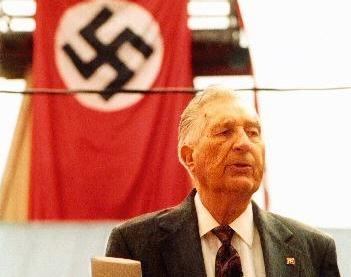 Richard Butler lead the Aryan Nations from a 20-acre compound in North Idaho and was considered a major leader in the U.S. Neo-Nazi movement until his death in 2004.